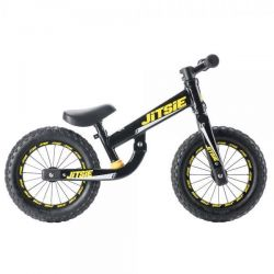 "Bicicleta Jitsie mini varial Push Bike 12"""
