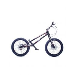 "Bicicleta Clean X1 20""930mm WC Edition"