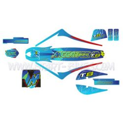 Pack Adhesivos Mecatecno T8 Dragonfly