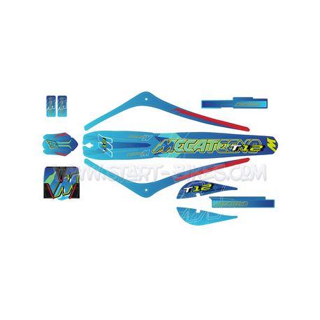 Pack Adhesivos Mecateno T12 Dragonfly