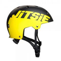 Casco Jitsie C3 Solid Amarillo